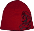 Nintendo Super Mario Brothers: Mario Red Reversible Beanie Hat