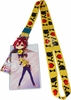No Game No Life: I love Humans Lanyard with ID Holder & PVC Sora Charm