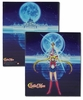 Sailor Moon: Sailor Moon and Crystal Tokyo Binder