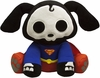"Skelanimals DC Heroes: Superman Dax Dog 10"" Plush"