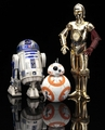 Star Wars: C-3PO & R2-D2 w/ BB-8 ArtFX+ 1/10 Scale Figure