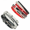 Star Wars: Rebel Alliance Galactic Empire Skinny Wristband Set