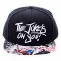 Suicide Squad Jokes On You Sublimated Bill Snapback Cap Hat