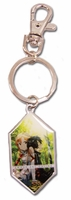 Sword Art Online: Kirito & Asuna Resting Metal Key Chain