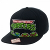 Teenage Mutant Ninja Turtles: Turtle Power Snapback Cap