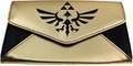 The Legend of Zelda Skyward Sword: Triforce Black/Gold Envelope Wallet
