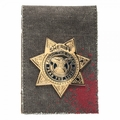 The Walking Dead: Sheriff Officer Rick Grimes Badge ID Holder Wallet