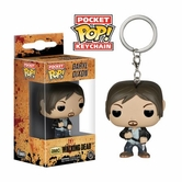 Walking Dead: Daryl Dixon Pocket Pop Vinyl Key Chain