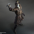 Watchmen: Rorschach Play Arts Kai Action Figure