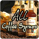 All Coffee Syrups