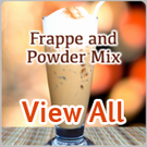 All Frappe, Latte and Powder Mixes