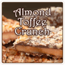Almond Toffee Crunch Flavored Coffee 1lb (16 oz)
