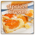 Apricot Cream Flavored Coffee 1lb (16 oz)