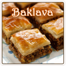 Baklava Flavored Decaf Coffee (1lb Bag)