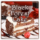 Black Forest Cake Flavored Decaf Coffee (1lb Bag)