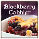 Blackberry Cobbler Flavored Coffee 1lb (16 oz)