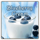 Blueberry Cream Flavored Coffee 1lb (16 oz)