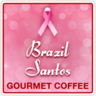 Brazil Santos Coffee (1lb Bag)