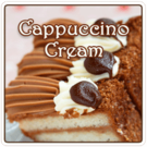 Cappuccino Cream Flavored Decaf Coffee (1lb Bag)