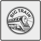 Case of Big Train Mixes (5 3.5lb Bags)