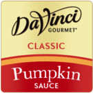Case of DaVinci Pumpkin Sauce (6 Half-Gallon Jugs)
