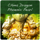 China Dragon Phoenix Pearl Green Tea (1/4lb Bag)