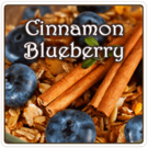 Cinnamon Blueberry Flavored Decaf Coffee (1lb Bag)
