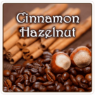 Cinnamon Hazelnut Flavored Decaf Coffee (1lb Bag)
