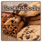 Cookiedoodle Flavored Coffee 1lb (16 oz)
