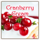 Cranberry Cream Flavored Decaf Coffee (1lb Bag)