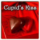 Cupid's Kiss Decaf Flavored Coffee (1lb Bag)