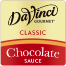 DaVinci Chocolate Sauce (Half-Gallon)
