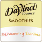 DaVinci Strawberry Banana Smoothie (64 fl oz)