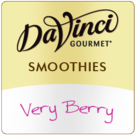 DaVinci Very Berry Smoothie (64 fl oz)
