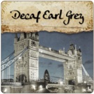 Decaf Earl Grey Tea (1/2lb Bag)