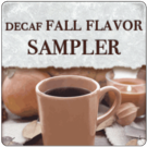 Decaf Fall Flavor Sampler