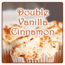 Double Vanilla Cinnamon Flavored Decaf Coffee (5lb Bag)