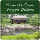 Formosa Green Dragon Oolong Tea  (2lb Bag)