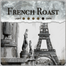 French Roast, 1lb (16 oz)