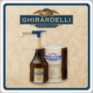 Ghirardelli Black Label Chocolate Sauce (87.3 oz) 62057
