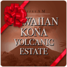Hawaiian Kona 'Volcanic Estate' Coffee, 1lb (16 oz)
