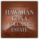 Hawaiian Kona 'Volcanic Estate' Coffee (5lb Bag)