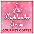 Highlander Grogg Flavored Decaf Coffee (1lb Bag)