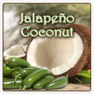 Jalapeno Coconut Flavored Coffee (1lb Bag)