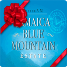Jamaica Blue Mountain Estate Coffee, 1lb (16 oz)