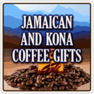 Jamaican & Kona Coffee Gifts