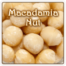 Macadamia Nut Flavored Decaf Coffee (1lb Bag)