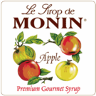 Monin Apple Syrup 750ml