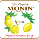 Monin Lemon Syrup 750ml