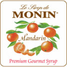 Monin Mandarin Syrup 750ml